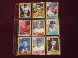 Topps 1987 Manager Baseball Cards - $13.85