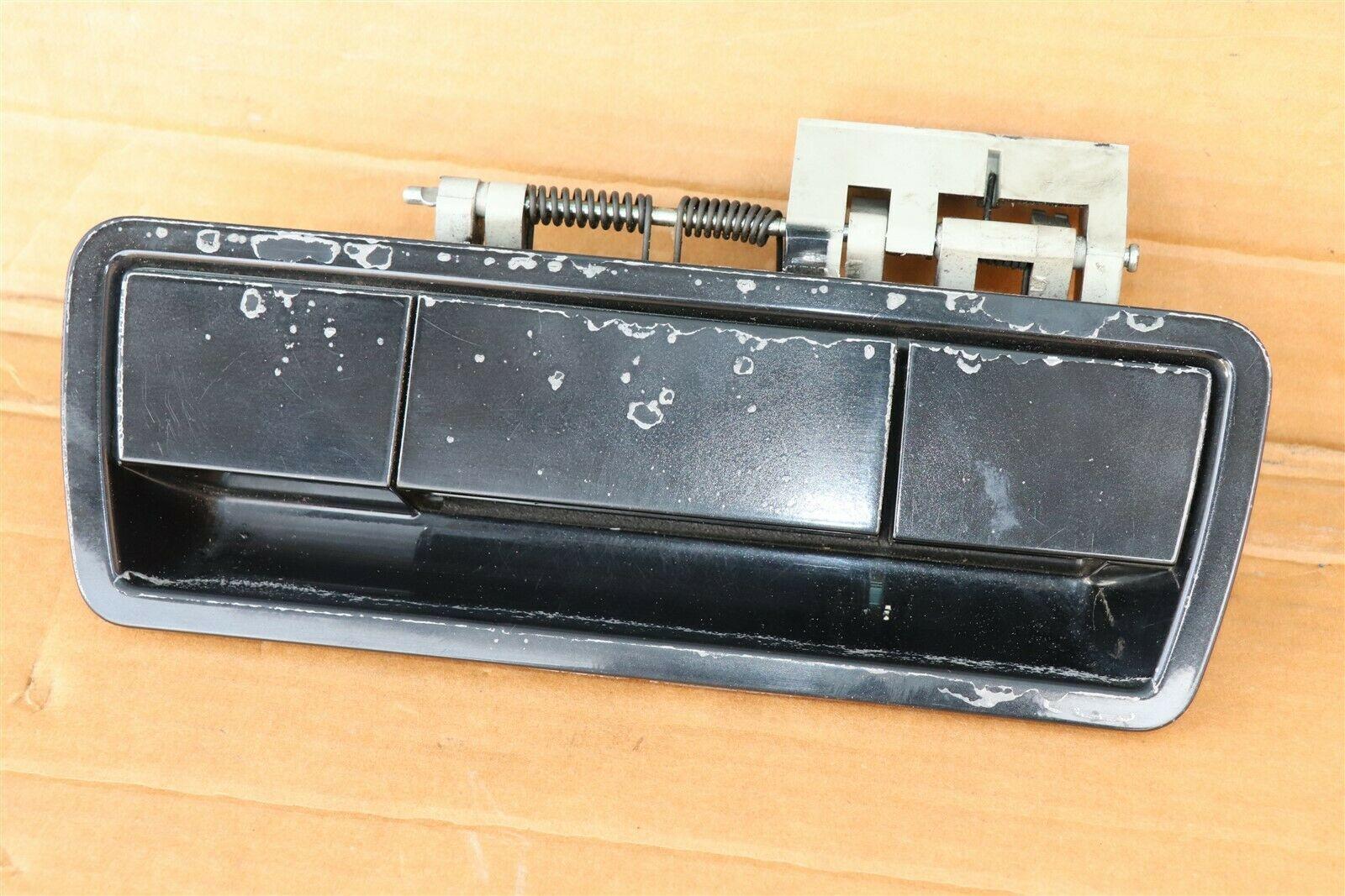 06-12 Nissan Armada Rear Hatch Tailgate Liftgate Trunk Exterior Door Handle G10