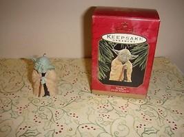 Hallmark 1997 Yoda Star Wars Ornament - $13.49