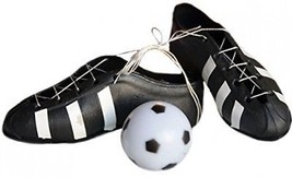 Soccer Cleats And Ball Cake Topper - $18.53