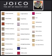 Joico Vero K-Pak Permanent Creme Color image 4
