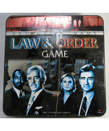Law & Order Game Detective Board Game New in Box. For 2-4 players ages 1... - $50.00