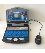 Hot Wheels Blue Flames Accelerator Electronic Learning Computer Laptop -... - $69.99