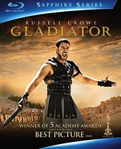 Gladiator (Blu-ray Disc, 2009, 2-Disc Set, Sapphire Edition)