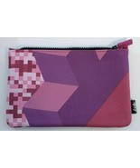 IPSY Block Party Make Up Bag Cosmetic Case Tetris Game Inspired June 2019 - $5.54