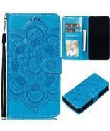 XYX Redmi Note 8 Pro Wallet Case,Redmi Note 8 Pro Case,[3D Mandala] PU L... - $8.89