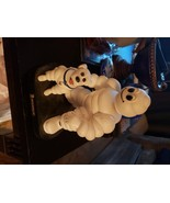 michelin man bobblehead with dog - $47.99