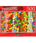 Paws of Assorted Candy - 500 Pieces Jigsaw Puzzle for Age 14+ - $11.87