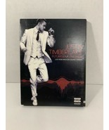 Justin Timberlake Futuresex/Loveshow Live From Madison Square Garden DVD... - $2.96