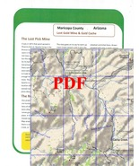 Lost Pick Mine of Maricopa County, Arizona - PDF - $2.95