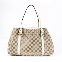 Gucci Medium Twins Original GG Monogram Tote Bag - $560.00