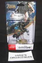 Nintendo Amiibo Link Rider The Legend of Zelda: Breath of the Wild USA V... - $118.27