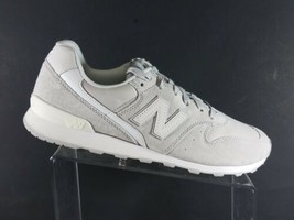 New Balance 696 Womens Suede Sneakers Size 11 B Running Shoes Overcast S... - €58,40 EUR