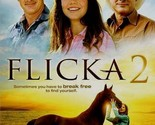 DVD Flicka 2 WIDE: Patrick Warburton Tammin Sursok Clint Black Tennant Crichlow
