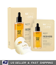 [ NACIFIC ] Fresh Herb Origin Mask Pack 3~10 PCS (QTY - Choose Option) - $9.89+