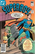 The New Adventures of Superboy Comic Book #6 DC Comics 1980 FINE- - $1.99