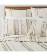 Opalhouse Moroccan Wedding Quilt Twin XL & 1 Sham Opal New - $80.18