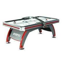 Air Hockey Game Table with Overhead Electronic Scorer and Arcade Sound E... - $1,011.81