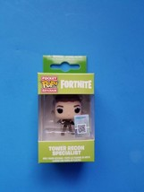 FUNKO POP! KEYCHAIN Fortnite Tower Recon Specialist NEW - $3.91