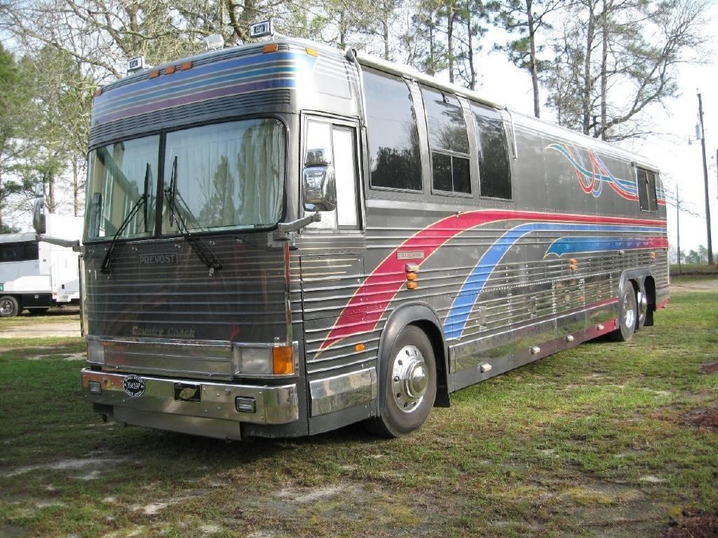 1993 PREVOST County Coach For Sale in Collins, GA 30421