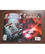 Captain America # 7-8 VF/NM Condition Marvel Comics 2005 (2-Book Set) - $10.00