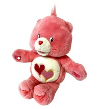 Magical Circle of Fun Plush Care Bears Love A Lot Singing Stuffed Animal... - $49.01