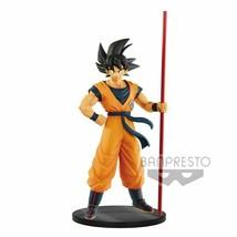 Banpresto Dragon Ball Super Broly The 20th Film Son Goku Figure Limited USA - $23.52