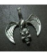 Fashion Mens Jewelry Pendants Eagle on Skull Rock PUNK Hard STYLES Stree... - $1.00