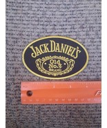 Jack Daniel's Old No. 7 Brand Sew or Iron on Patch NEW Advertising Badge - $6.86