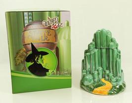 Wizard Of Oz Emerald City Westland Collectible  Ceramic Cookie Jar - $42.07
