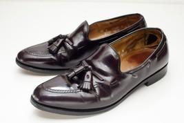 Allen Edmonds Grayson 10 B Brown Loafers Men's Dress Shoes - $78.00