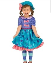 Girl's Halloween Costume Little Charmer Lavender Size XS S Rubies Dress ... - $347,64 MXN