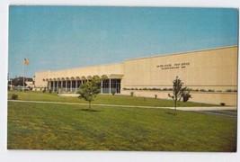 Salisbury Maryland, MD, US Post Office  Vintage Postcard - $4.95