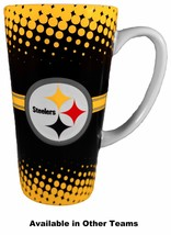 NFL 16oz Ceramic Latte Coffee Mug - $17.99
