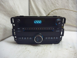 2006-2008 Chevrolet Monte Carlo Impala Radio Single Cd Player 15951757 1... - $22.18
