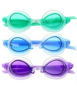 Rhode Island Novelty Bestway Swimming Goggles High Style 3 Per Order - $8.58