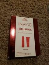 WELLA Invigo Brilliance Shampoo & Conditioner for Normal 8.4/10.1 fl oz. - $43.01