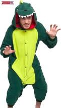 Silver Lilly Adult Pajamas - One Piece Cosplay Animal Costume (Dinosaur,... - $33.81