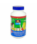 Attentive Child By Source Naturals - 60 Chewable Wafers  - $17.81