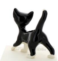 Hagen-Renaker Miniature Ceramic Cat Figurine Black and White Tuxedo Cat Set image 11
