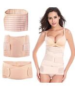 3 In1 Postpartum Belt Belly Slim Body Tummy Shaper Support Waist Recover... - $20.50