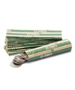 10 COIN WRAPPERS FOR DIMES - pack of 10 - €1,44 EUR