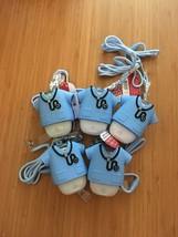 Bath Body Works BLUE  Nurse Scrubs Medical Field Pocketbacs Holder QTY:3 - $64.35