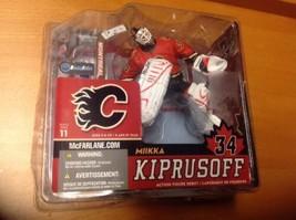 MIIKKA KIPRUSOFF NHL Series 11  Action Figure - $29.65