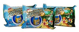 Lil' Booty's Adventure Wipes 42ct Refill, 3 Pack, All-Natural Unscented ... - $17.69