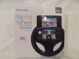 Memorex Racing Wheel for Nintendo 3DS - $5.71