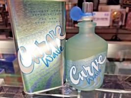 Curve WAVE Cologne by Liz Claiborne, 4.2 oz 125 ml Cologne Spray for Men ** NEW - $43.99