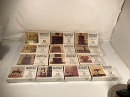 The House Of Miniatures DollHouse Furniture Lot Designed In USA - $158.39