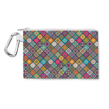 Mini Madalas Canvas Zip Pouch - $15.99+