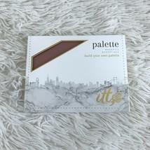 Ittse Palette Eye Shadow Build Your Own Magnetic Vegan Luxe NIB - $8.90